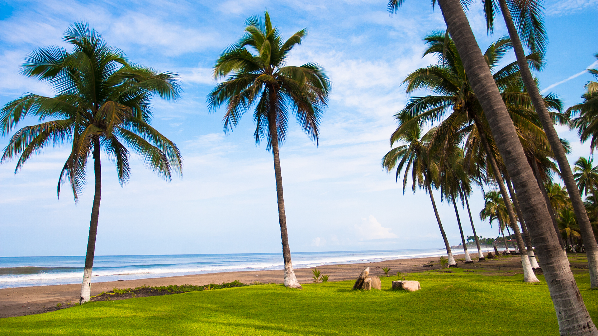 Riviera Nayarit secluded beach